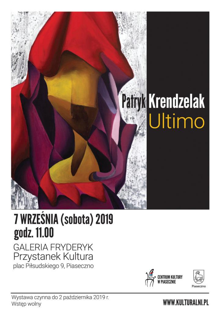Patryk Krendzelak - Ultimo