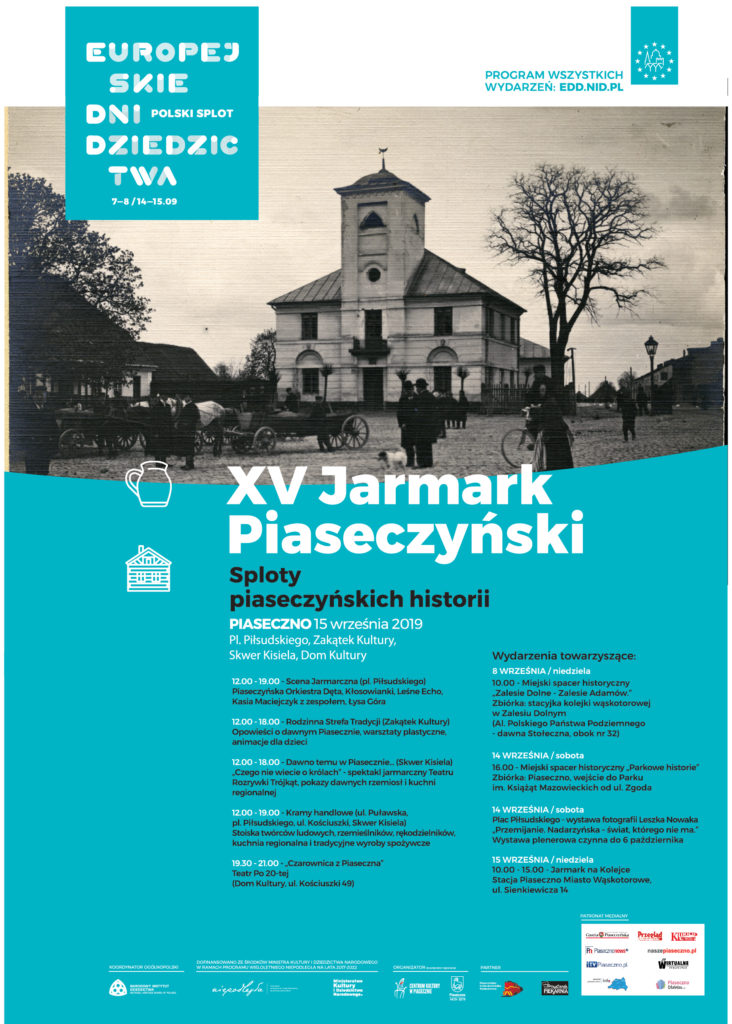 Xv Jarmark Piaseczyński Splot Piaseczyńskich Historii